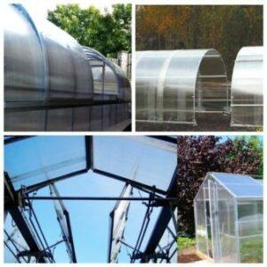 Теплицы с раздвижной крышей – 3 за и 3 против