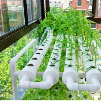 гидропоника на балконе