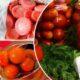 Заготовки из помидор выросших в теплице