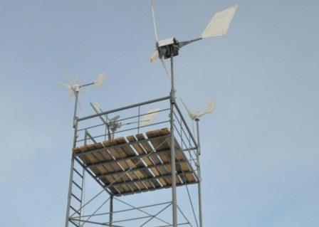 ветрогенератор для теплиц самодельный отечественный