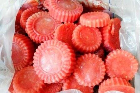 замороженное пюре из помидор