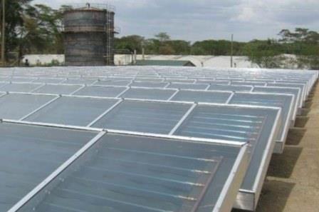 солнечная энергия для теплиц