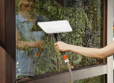 обслуживание стеклянной теплицы
